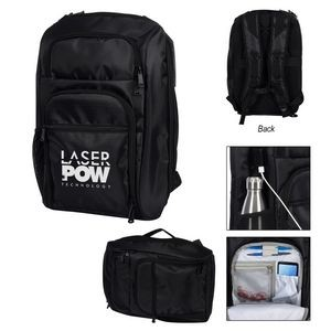 RFID Laptop Backpack & Briefcase